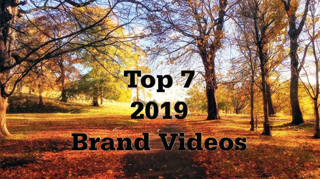 2019 Brand Videos